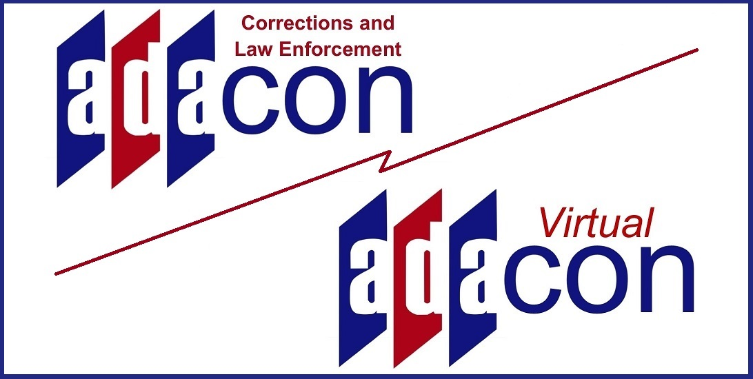 ADAcon Corrections and Law Enforcement; ADAcon Virtual